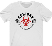 Load image into Gallery viewer, 2020 Class of the Quarantined Toilet Paper T-shirt - Alycia Mikay Fashion