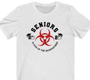 2020 Class of the Quarantined Toilet Paper T-shirt - Alycia Mikay Fashion