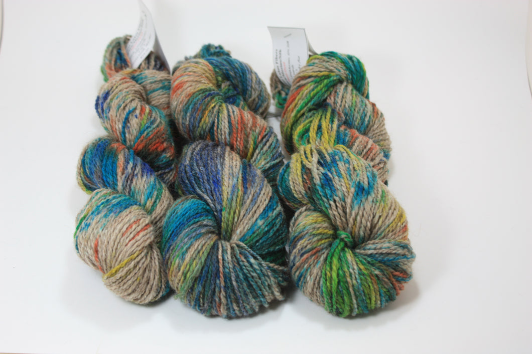 Sunset Beach - Alpaca, Merino & Silk Yarn