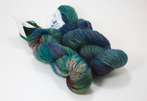 The Admiral - Alpaca, Merino & Silk Yarn