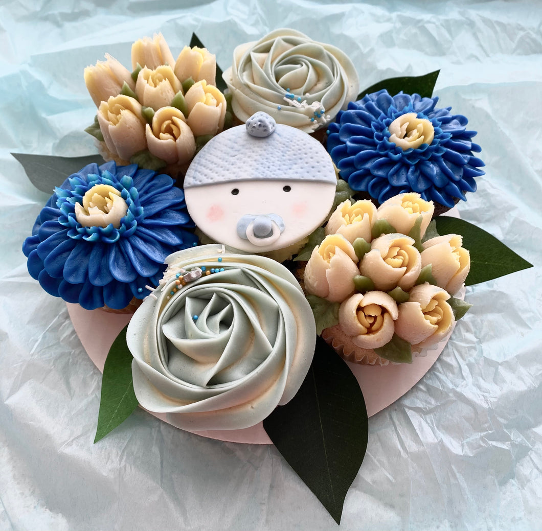 Baby Shower small bouquet