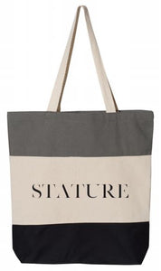 Stature Canvas Tote