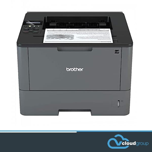 Brother HL-L5100DN - Mono Laser Printer