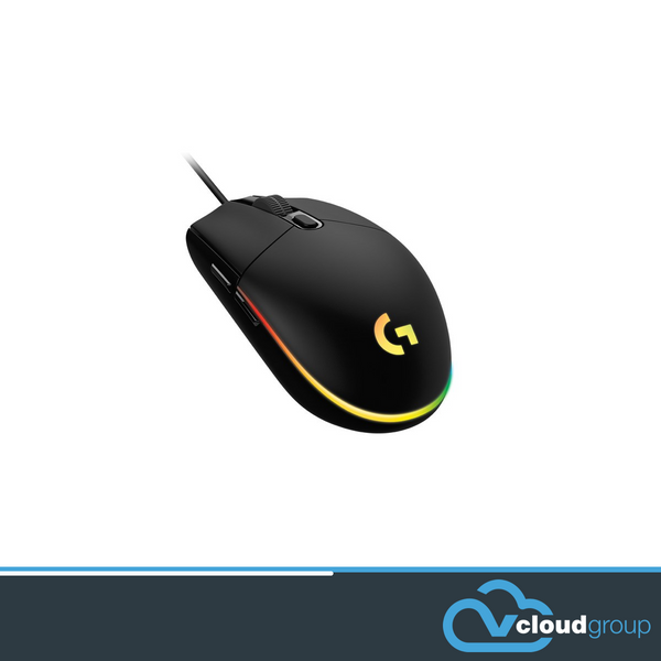 Logitech G203 LIGHTSYNC Gaming Mouse - BK