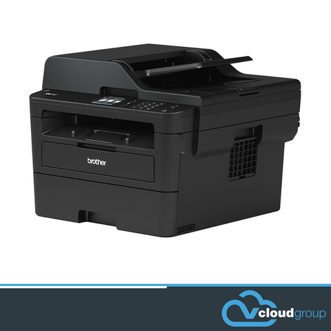Brother L2750DW A4 Wireless Compact Mono Laser Printer