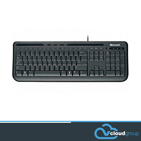 MICROSOFT WIRED KEYBOARD 600 - RETAIL