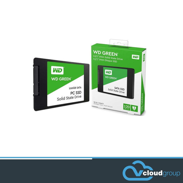 WD Green 3D NAND SSD, 2.5 Form Factor