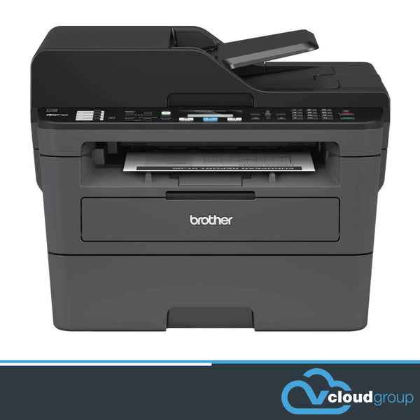 Brother L2710DW A4 Wireless Compact Mono Laser Printer