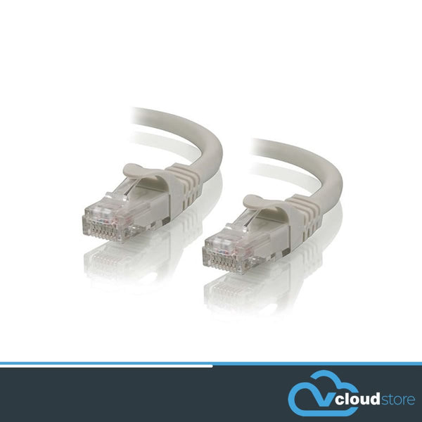 CAT6a UTP Snag-less Network/Patch Cable (Grey)