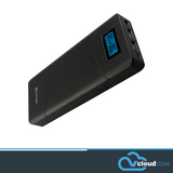 Comsol 20000mAh Laptop Powerbank Black