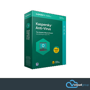 Kaspersky Anti-Virus - 1x Desktop Edition