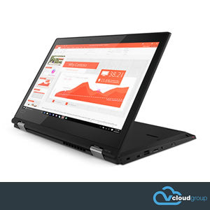 "Lenovo ThinkPad L380 Yoga 13.3"" FHD with Docking Station"