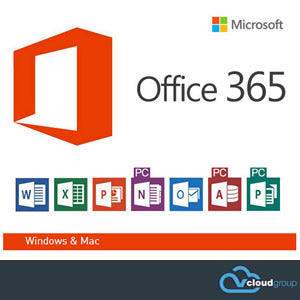 Microsoft Office 365 - Office Productivity Suite