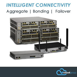 vCloud Multi-Site Network - Aggregation, Bonding &  Failover