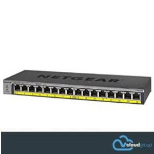 NETGEAR 16-Port PoE/PoE+ Gigabit Ethernet Switch