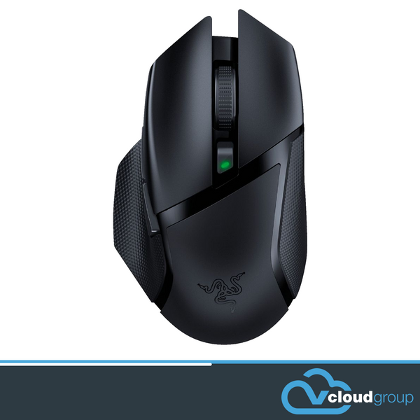 Razer Basilisk X HyperSpeed - Wireless Ergonomic Gaming Mouse