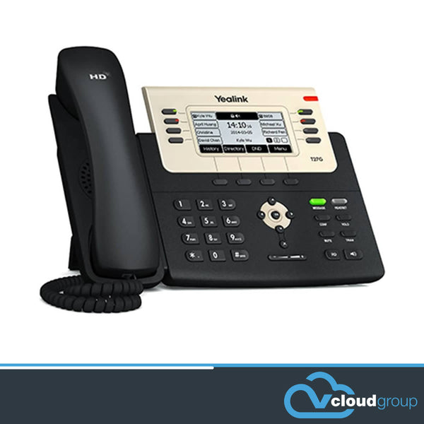 Yealink T27G 6 Line IP phone