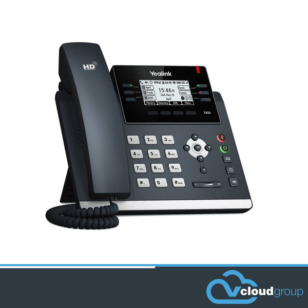 Yealink T42S 12 Line IP phone