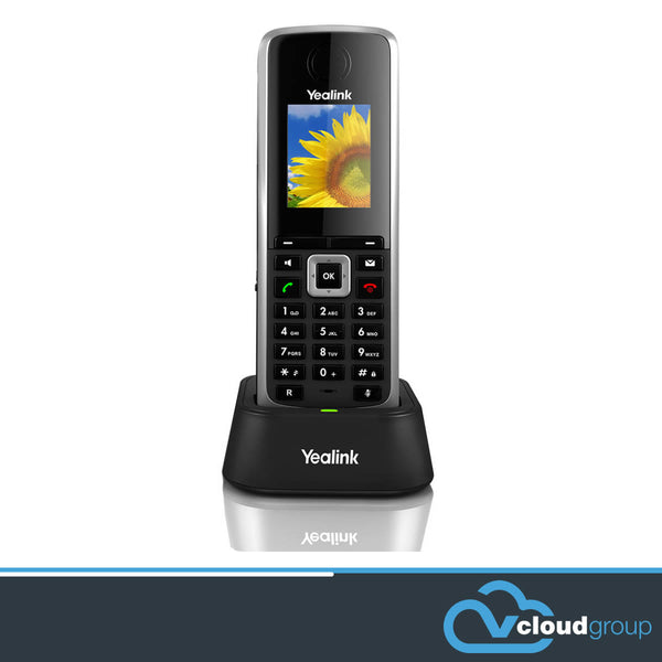 Yealink W52H HD Business IP-DECT Cordless Handset