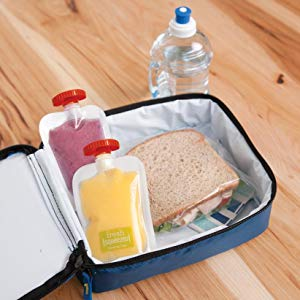 Squeeze Pouches take it on the go