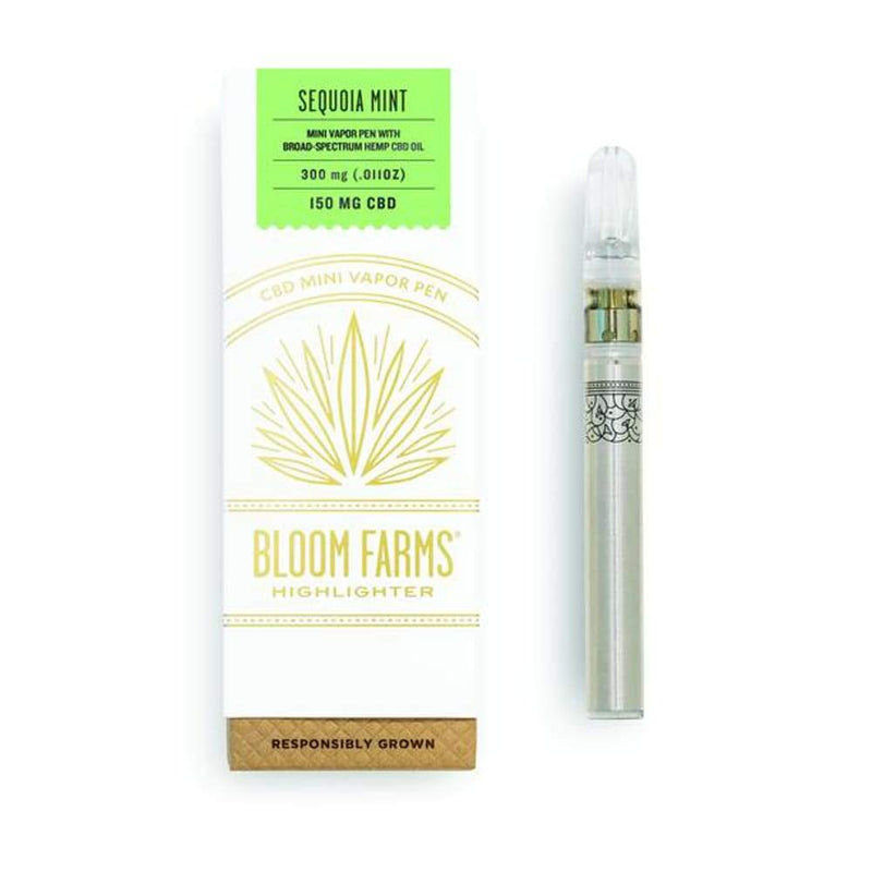 BLOOM FARMS CBD Mini Vapor Pen - Mint