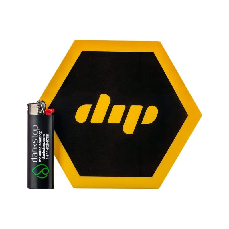 Small Hexagon Dab Mat by Dip Devices - Dabbing Accessories