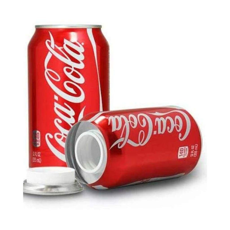 Soft Drink Hidden Stash Can - Coca-Cola Classic - Smoking