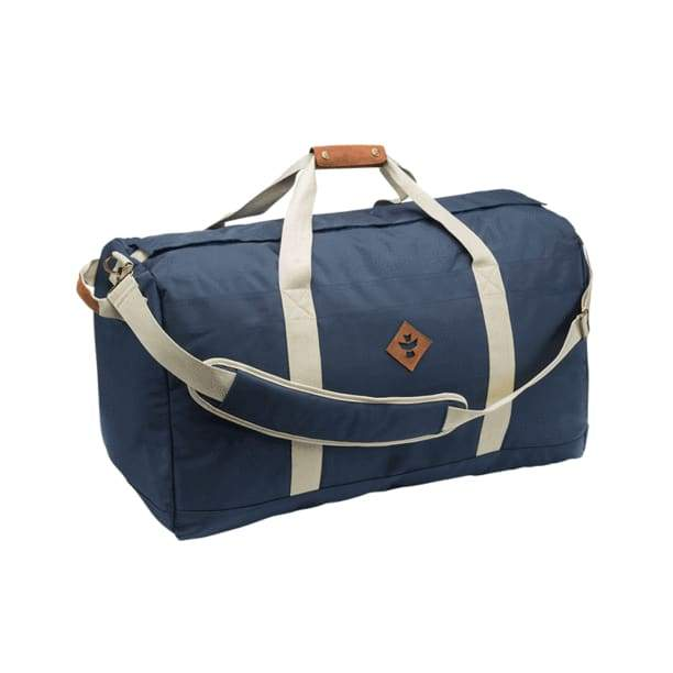 Continental Duffle Bag by Revelry - Navy Blue - Accessories