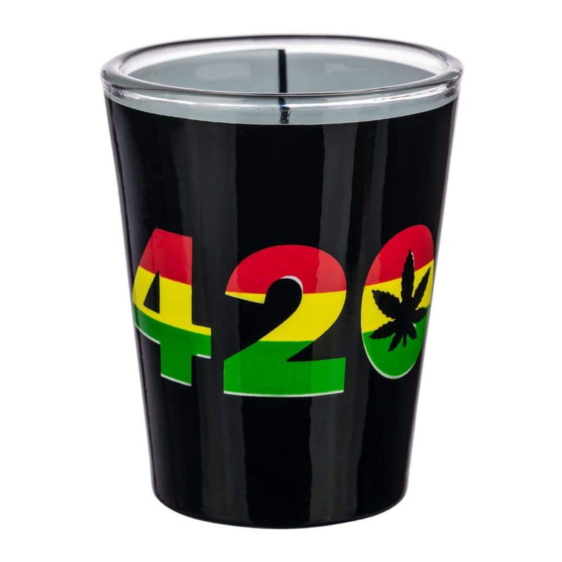 420 Shot Glass Set - Accessories