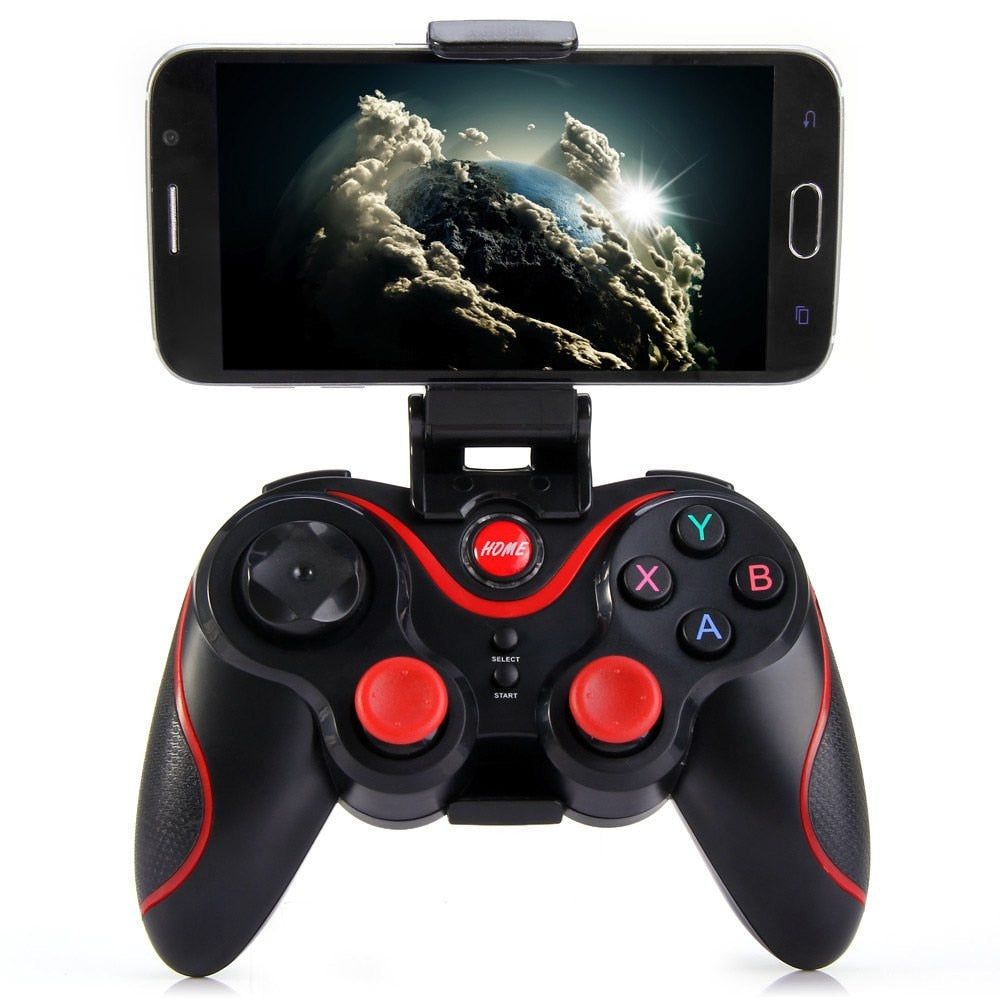 S3 Smartphone Game Controller Gamepad Joystick for Android /Pad/Tablet PC TV BOX