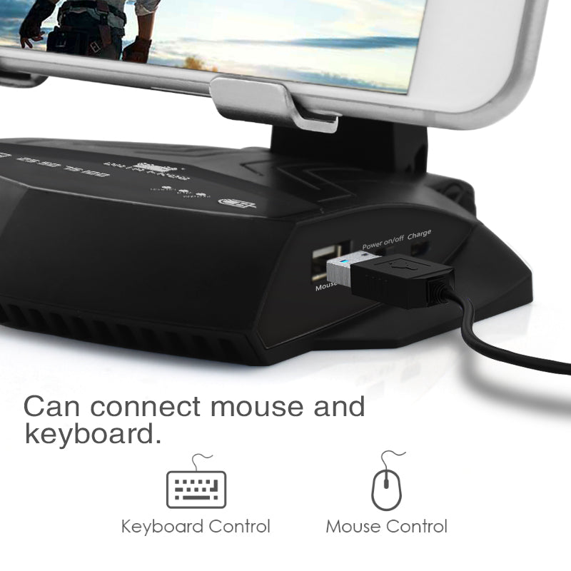 Keyboard and Mouse USB Converter Gamepad for Pubg