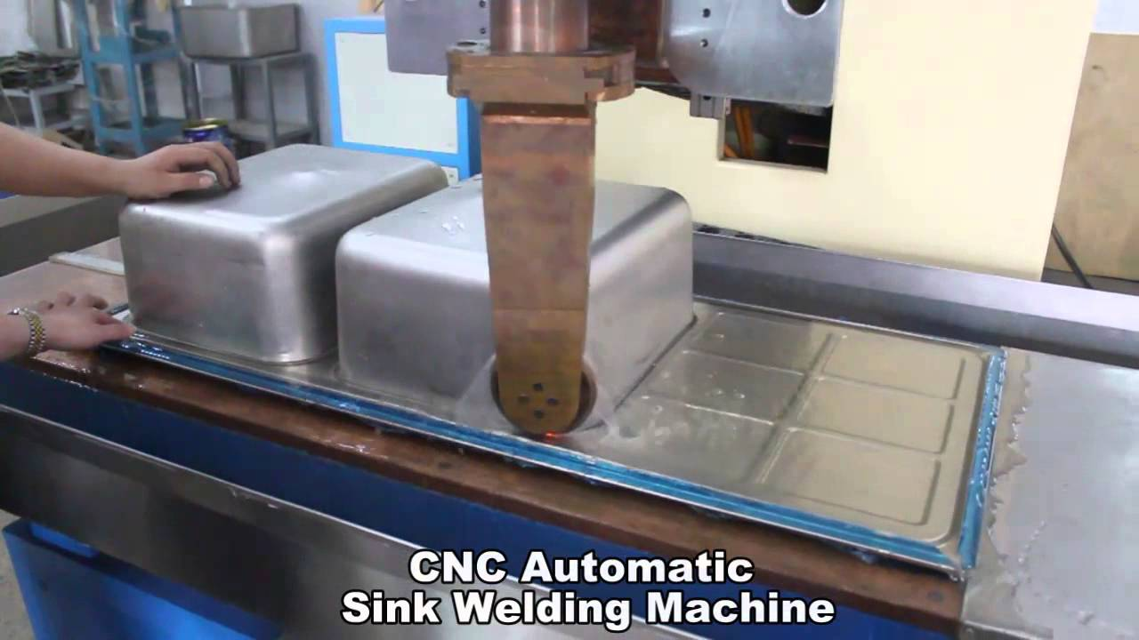 How to select a good kitchen sink?(5) – Manufacturing process of sink|vadania