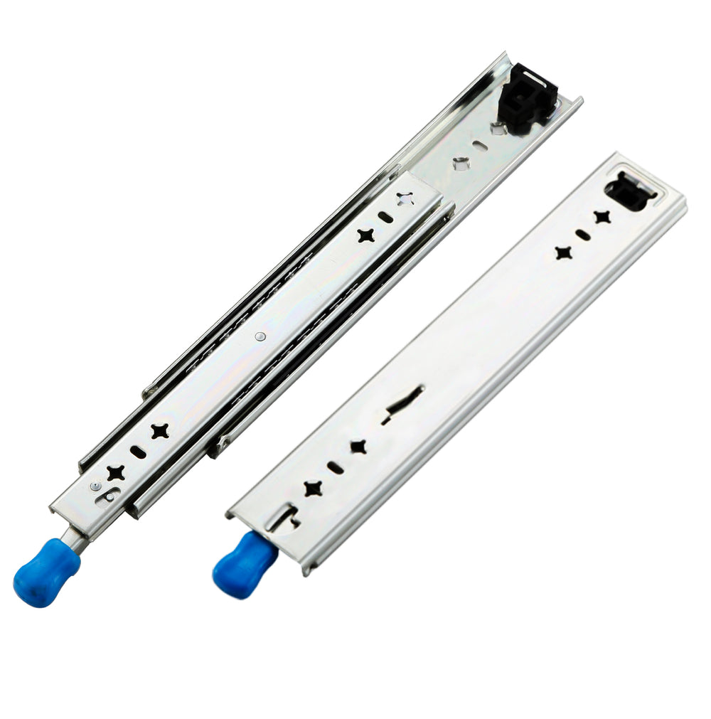Heavy Duty Drawer Slides with Lock VD2053, 1 pair - Home Upgrader | Vadania