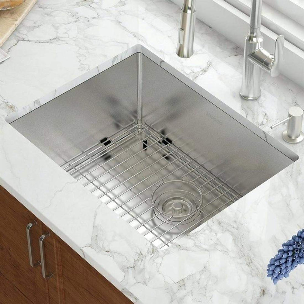 Kitchen Sink Single Bowl 18 - 32 inches |US only - Home Upgrader | Vadania