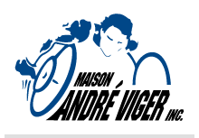 Maison Andre Viger Inc. Travel Buggy Powered Wheelchair Dealer