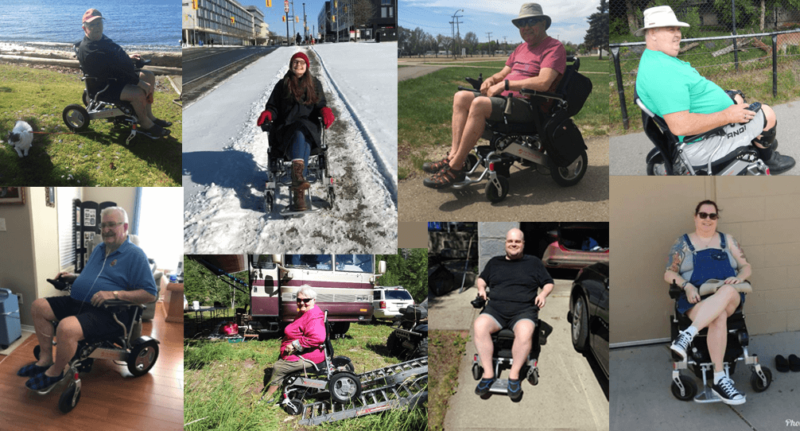 Travel Buggy Wheelchair Reviews Collage