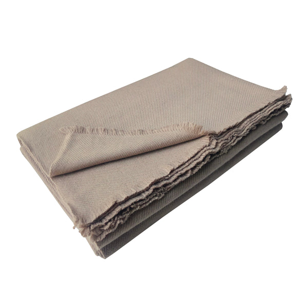 Denis Colomb Lifestyle - Ficelle Cashmere 6 PLY Throw