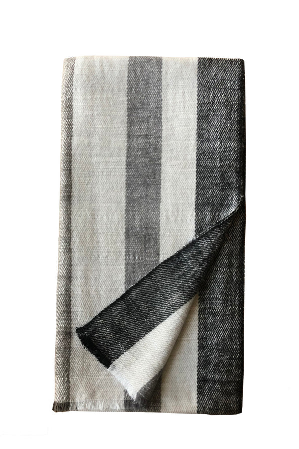 Annapurna Stripes Stole - denis-colomb-lifestyle