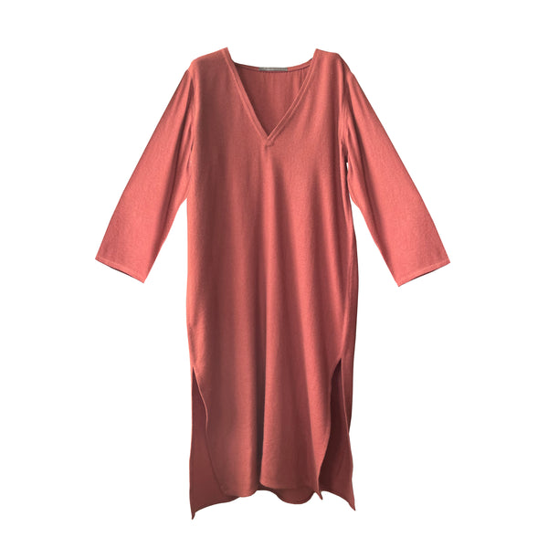 Denis-Colomb-Lifestyle - Cashmere-Chasuble-Long-Tunic