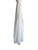 Cashmere Cloud Stole 100 Cashmere Cream Pink Hang