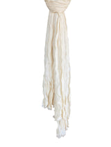Froisse Silk Solid 100 Silk White Hang