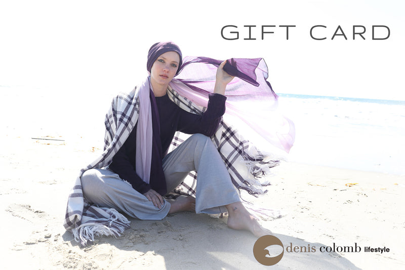 Denis Colomb Lifestyle - Gift Card