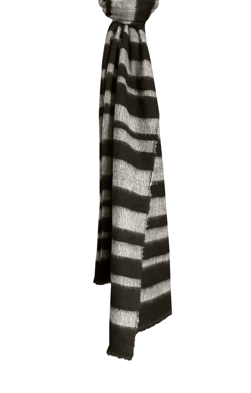 Dolpo Zebra Shawl - denis-colomb-lifestyle