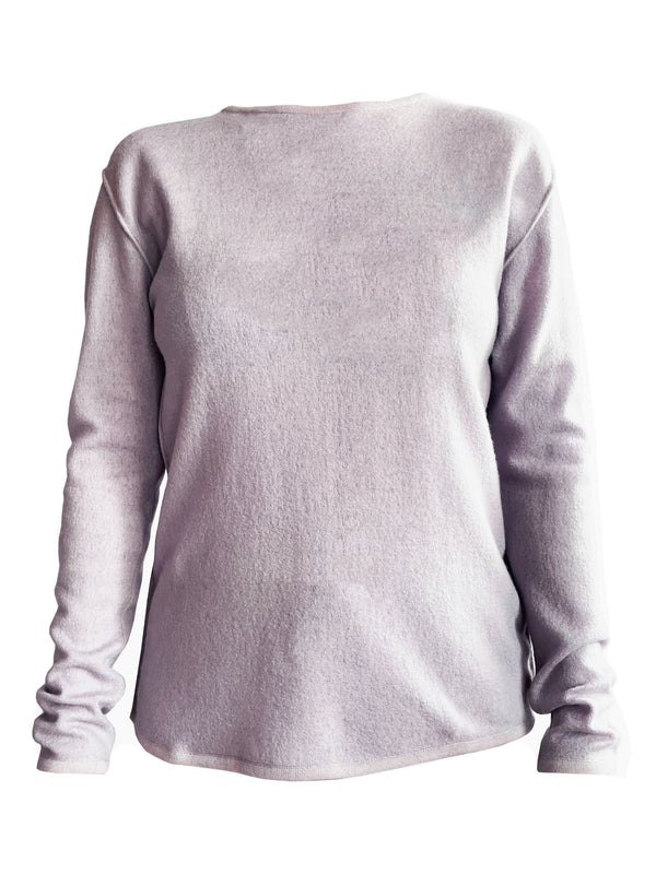 Denis-Colomb-Lifestyle - Cashmere-Crewneck-Sweater