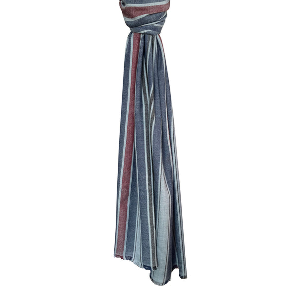 Kirat Stripes Stole - denis-colomb-lifestyle