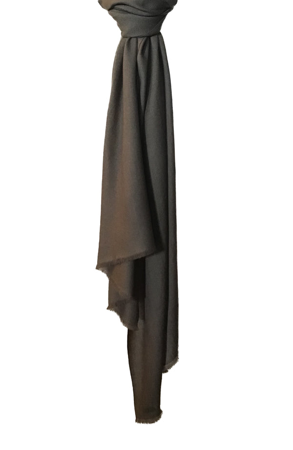 Denis Colomb Lifestyle - Cappuccino Cashmere Kasumi Stole