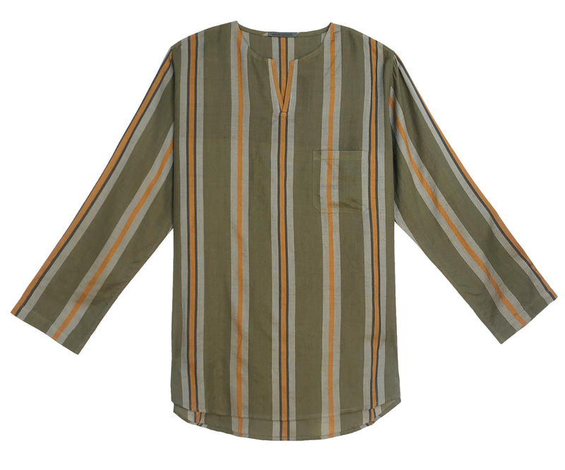 Men's Juban Tunic - denis-colomb-lifestyle