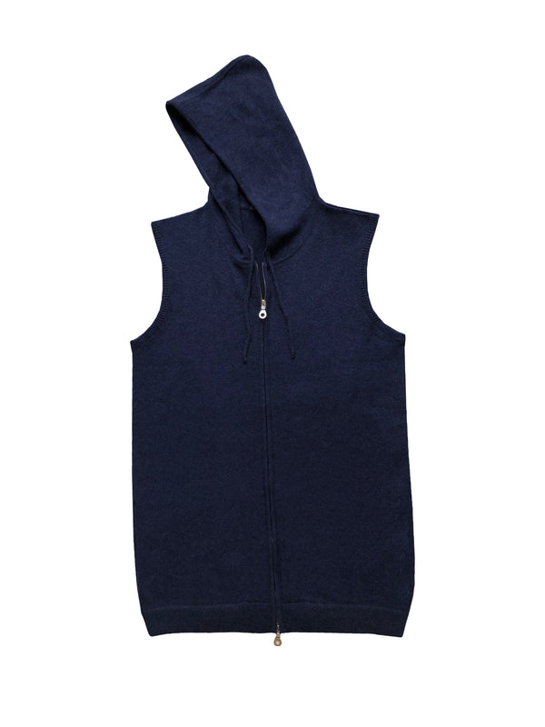 Sleeveless Hoodie - denis-colomb-lifestyle