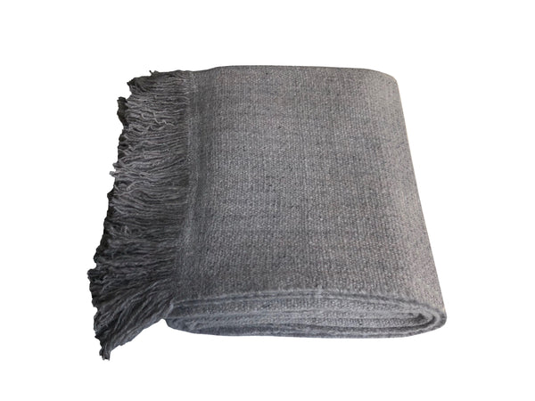 Natural Handspun Blanket - denis-colomb-lifestyle