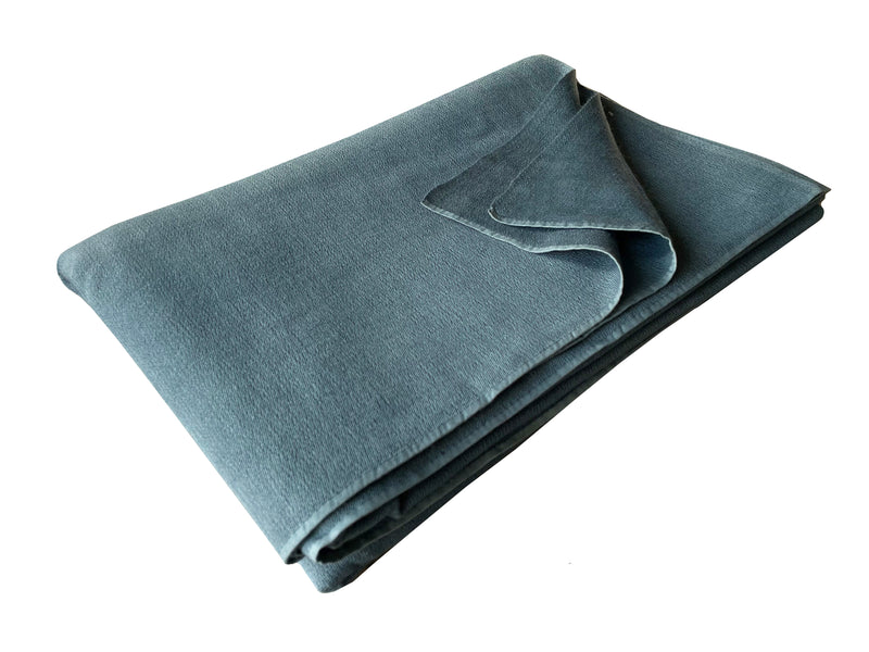 Denis-Colomb-Lifestyle - Cashmere-Silk-Solid Color Throw